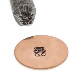 Teddy Bear Shape Precision Design Stamp (Whimsical Series)