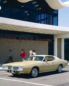 1974 Dodge Charger Factory Photo | Flickr - Photo Sharing!