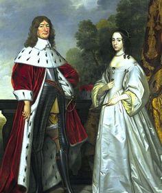 Frederick William of Brandenburg &  Luise Henriette of Orange