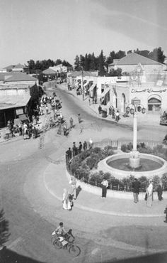 Ramallah-رام الله: RAMALLAH AT THE MIDDLE OF THE LAST CENTURY 22 - ( Per Reem Ackall )