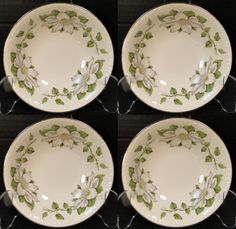 Your place to buy and sell all things handmade Vintage Dinnerware, Homer Laughlin, Dessert Bowls, Vintage Dishes, Eggshell, 2 Set, Georgian, Unique Weddings, Decorating Your Home
