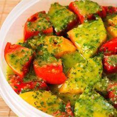 Kalyn's Kitchen®: Friday Favorites: Ten Favorite Tomato Salads with Garden Tomatoes #Detox