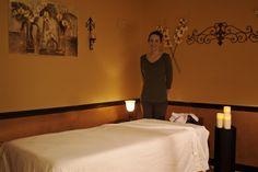 Massage Room Furniture : Lovely Massage Room. Natural Massage Room ...