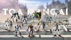 Bionicle Heroes, Lego Bionicle, Lego Site, Alien Concept Art, Lego Mechs, Hero Factory, Gundam Model, Cool Lego, Lego Creations