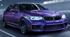 BMW Customer Preview Confirms F90 M5 Will Get Over 600 HP