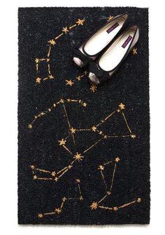 Constellation Bias Doormat