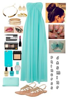 """~Princess Jasmine~"" by raianna-starz ❤ liked on Polyvore"