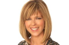 TV presenter Kate Garraway on how to look and feel good even if you have early rises and little time - Daily Record Good Morning Britain Presenters, Kate Garraway, Best Concealer, Messy Bun Hairstyles, Beauty Regime, Moroccan Oil, Tv Presenters, Anti Aging Cream, Blow Dry