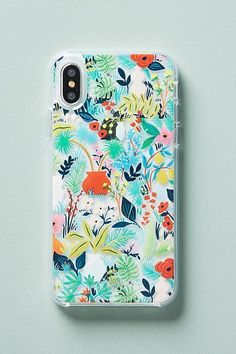 Rifle Paper Co. iPhone X Case #iphonexreview, #iphonexcase, #iphoneaccessories,