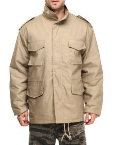 Love this Rothco M-65 Field Jacket on DrJays and only for $72.98. Take 20% off your next DrJays purchase (EXCLUSIONS APPLY). Click on the image above to get your discount.