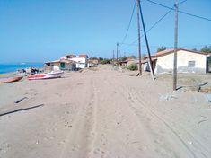 Μία ολόκληρη παράνομη πόλη στα παράλια της Ηλείας! Greece, Beach, Water, Outdoor, Water Water, Outdoors, Aqua, Seaside, Outdoor Life
