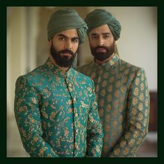 104 best Sabyasachi Sherwani photos by Sherwani For Men Wedding, Wedding Dresses Men Indian, Sherwani Groom, Indian Wedding Wear, Wedding Men, Goa Wedding, Punjabi Wedding, Tuxedos, Indian Weddings