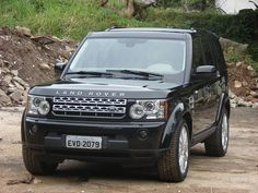 2014 Land Rover Discovery 4.