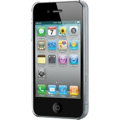 162aa1ba6e6 cool Incase iPhone 4   INCASE Snap Case -Clear for iPhone 4 CL59693