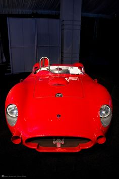 desertmotors:  1957 Maserati Tipo 54 (450S)