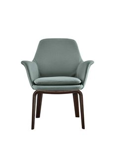 York Lounge Chair by Minotti on ECC