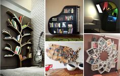 Creative Ideas20+ Of The Most Creative Bookshelves Ever - Creative Ideas