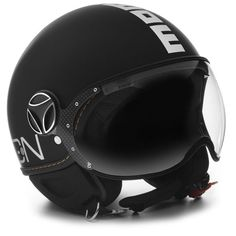 Helmet Momo Design FGTR Evo 3 Matt Black | iCasque.co.uk