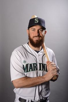 Dustin Ackley - Seattle Mariners Photo Day