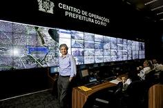 Cidades inteligentes é um segmento no qual a IBM investe muito hoje e um piloto incrível está funcionando no Rio de Janeiro ♦ http://cliplink.com.br/6361