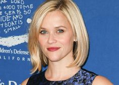 20 Look-Changing Haircut Ideas for 2014 | Reese Witherspoon sleek bob - J'adore!