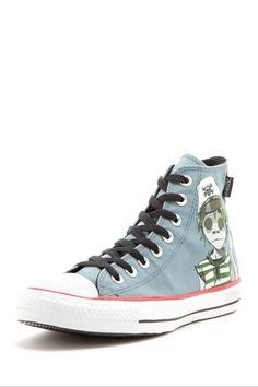 Gorillaz High Top Sneaker on HauteLook -- OMG, I LOVE THESE.  @Ashley Broome