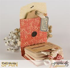 Tati, Save The Date, New Staples, Product by Graphic 45, Photo 12