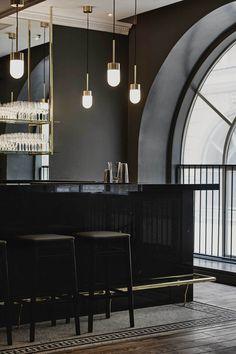 Le Roy Night Club in Helsinki by Joanna Laajisto | Yellowtrace.