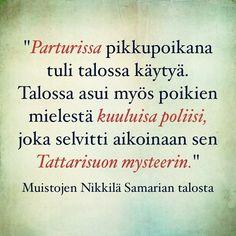 #muistojennikkilä #poimintakyselystä #plockfrånenkäten #nikkilä #nickby #sipoo #sibbo #isokylätie #storabyvägen #samaria