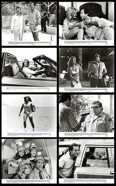 NATIONAL LAMPOON'S VACATION SET OF STILLS -1983