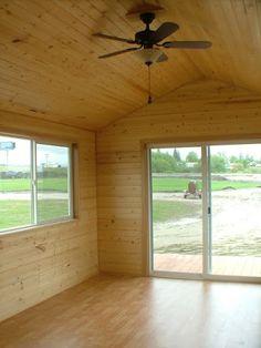 Camp cabin - Rich the Cabin Man