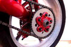 ducati monster rear wheel