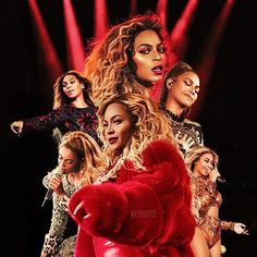 Beyoncé  1 Year Of The Formation World Tour 27th April 2016 - 7th October 2016
