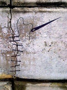 Graffiti – street pictures in effect – # effect # street pictures – Streetart 3d Street Art, Murals Street Art, Urban Street Art, Amazing Street Art, Street Art Graffiti, Street Artists, Urban Art, Amazing Art, Street Art Utopia