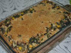 Receita de Torta Integral de Espinafre e Atum - Cyber Cook Receitas...