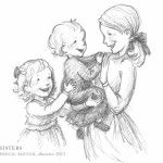 Sisters by Breezy Brookshire
