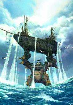 Rune Factory Oceans
