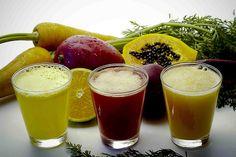Recettes de jus frais et leurs bienfaits