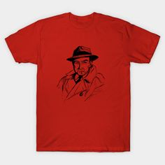 Shop Sleuth detective t-shirts designed by hoganfinland as well as other detective merchandise at TeePublic. Private Eye, Detective, Shirt Designs, Ink, Drawing, Illustration, Mens Tops, T Shirt, Shopping
