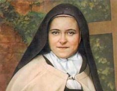 St Therese of Lisieux Catholic News, Catholic Religion, Catholic Saints, Pape Jean Paul Ii, Sainte Therese De Lisieux, Nuns Habits, Jesus Is Lord, Mother Mary, Prayers