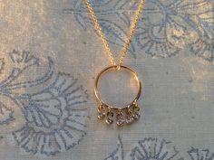 DIAMOND CIRCLE - MONICA G JEWELS