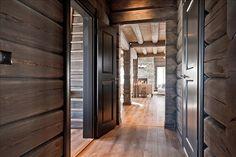 JaMin1 Wood Interior Design, Rustic Design, Mountain Cottage, Basement Inspiration, Stucco Walls, Cabin Interiors, Bosnia, Log Homes, Architecture