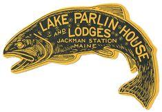 Fish lodges
