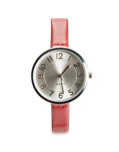 Skinny Round Watch