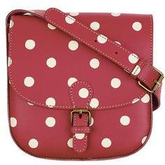 Cath Kidston - Spot Cross Body Bag
