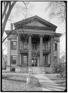 The DeMenil Mansion, ca. 1930's #STLPRS