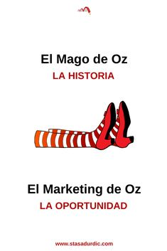 Dorothy buscaba al Mago de Oz. Nosotros encontraremos al Marketing de Oz. #marketing #marketingdigital #elmagodeoz #elmarketingdeoz