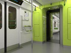 büro+staubach / Metro Buenos Aires für CNR Changchun Railway Vehicles Co