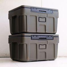OLIVE DRAB COOL BOX〈66L〉