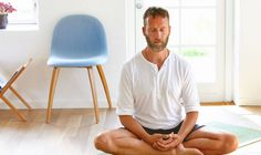 5 Reasons Every Man Should Give Meditation A Try (MindBodyGreen) Buddhist Meditation Techniques, Meditation Symbols, Meditation Methods, Meditation For Health, Kundalini Meditation, Meditation Benefits, Daily Meditation, Meditation Practices, Mindfulness Meditation
